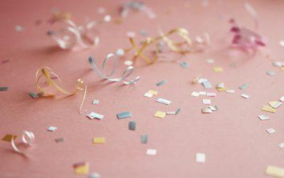 DIY Birthday Confetti