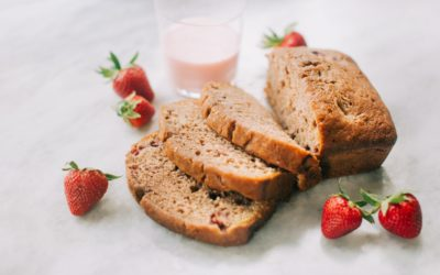 HOW TO MAKE STRAWBERRY BREAD