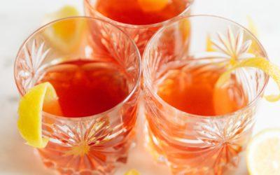 Classic New Orleans Sazerac Cocktail