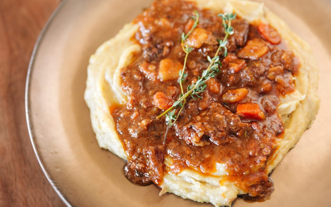 Brown Butter Mashed Potatoes